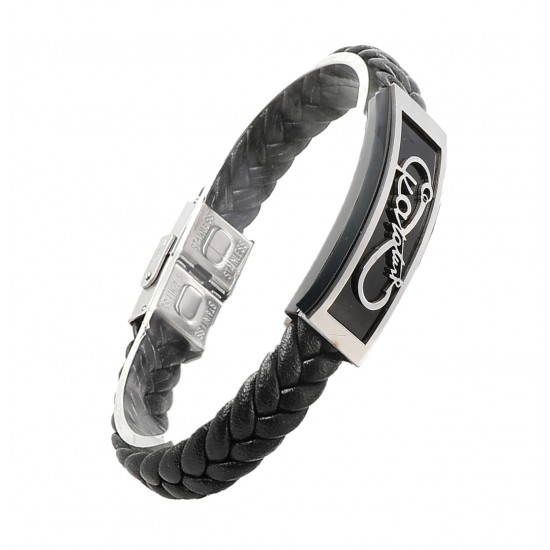 Strap Steel Bracelet 8820