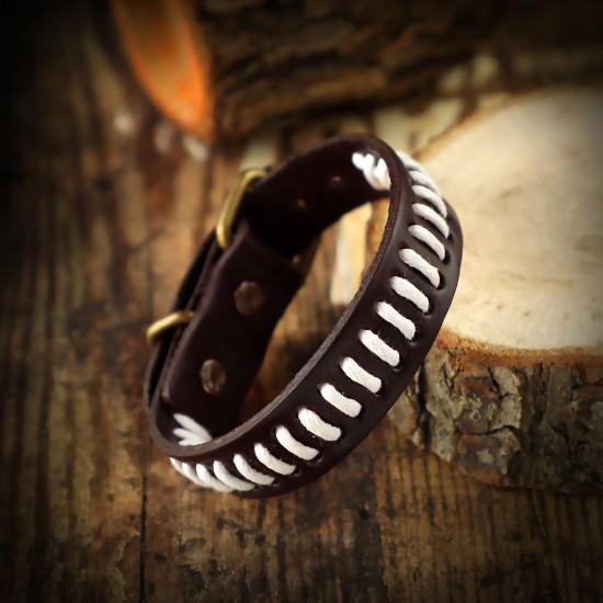 Leather Bracelet 1338