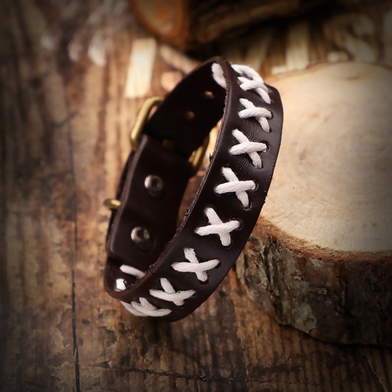 Leather Bracelet 1341