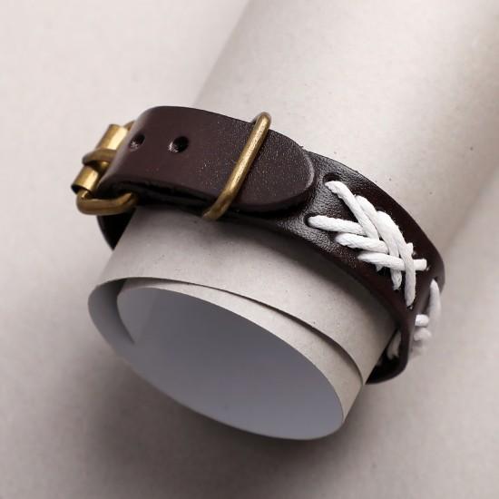 Leather Bracelet 1344