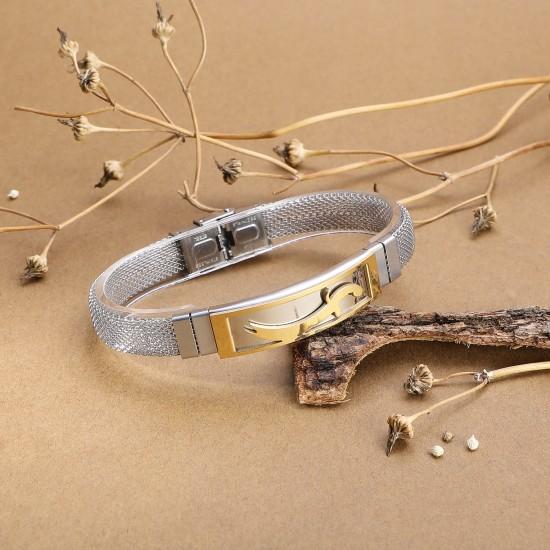 Strap Steel Bracelet 5667