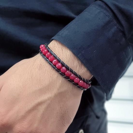 Natural Stone Bracelets 9243
