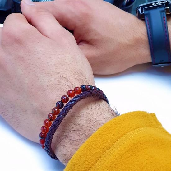 Natural Stone Bracelets 9363