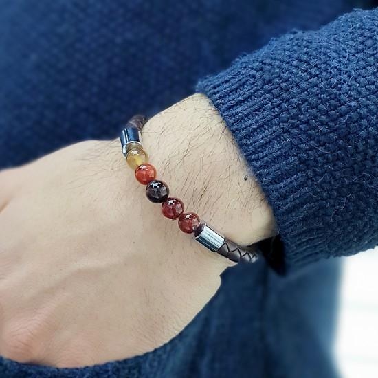 Natural Stone Bracelets 9272