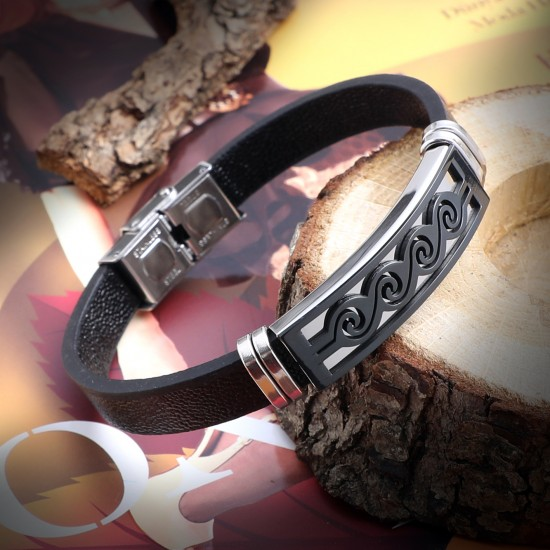 Strap Steel Bracelet 5035