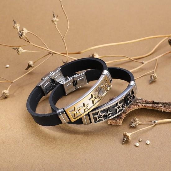 Strap Steel Bracelet 5417