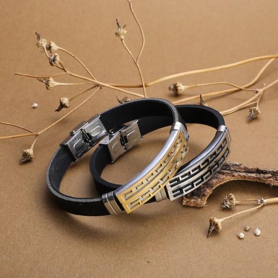 Strap Steel Bracelet 5419