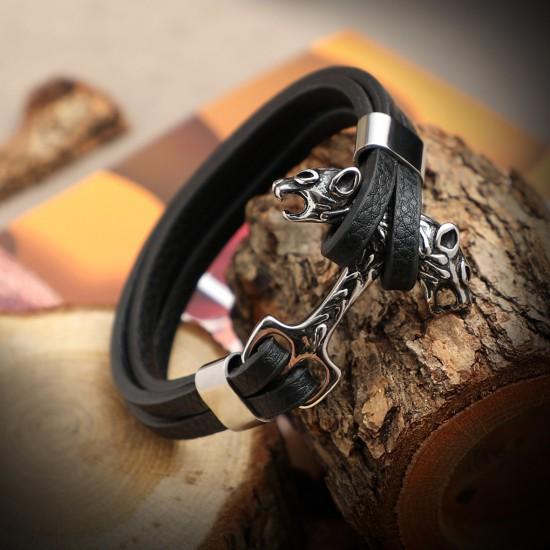 Strap Steel Bracelet 5146