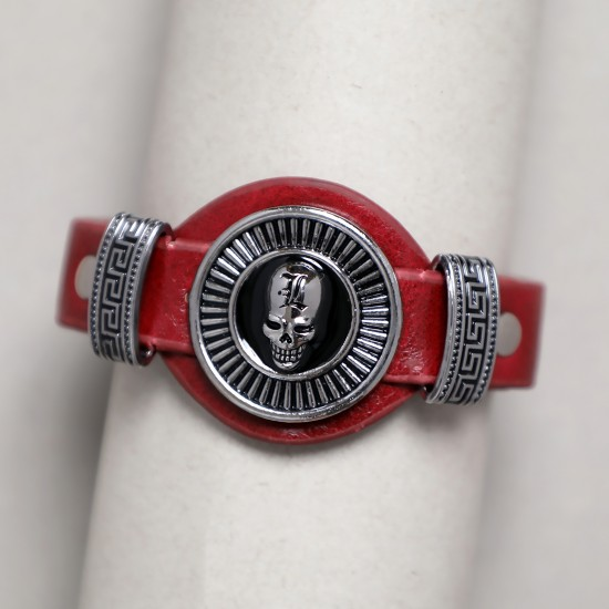 Leather Bracelet 591