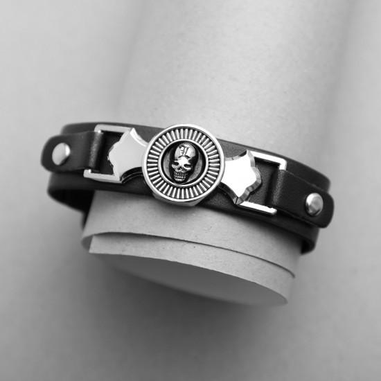 Leather Bracelet 8956