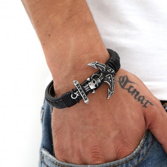 Strap Steel Bracelet 5145