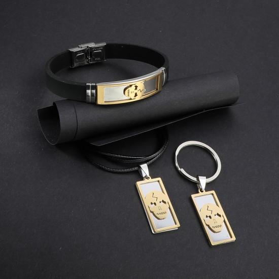 Strap Steel Bracelet 6290