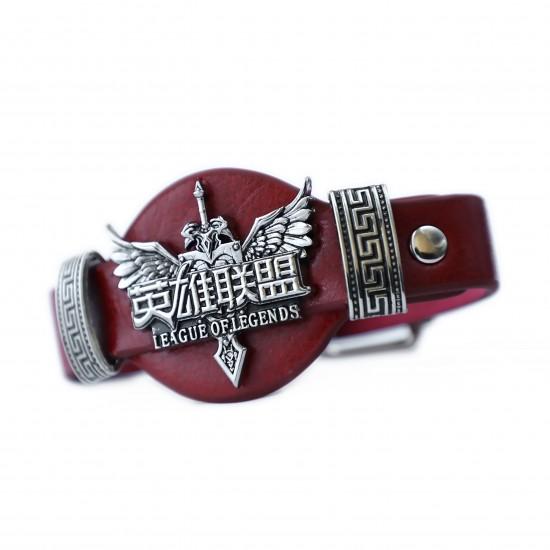 Leather Bracelet 594