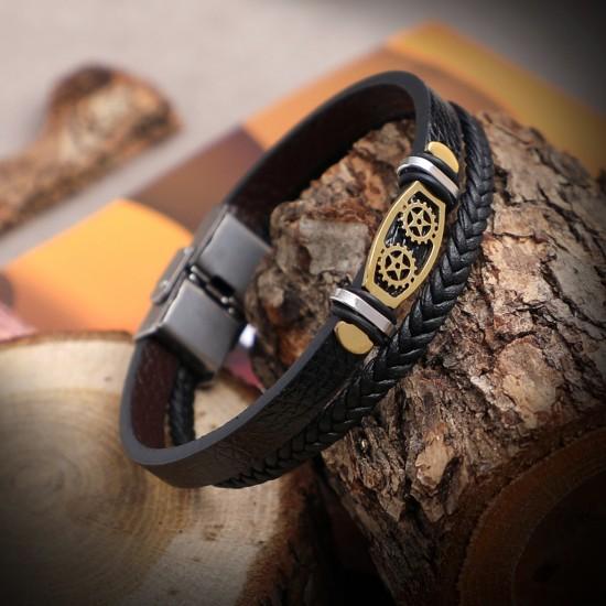 Strap Steel Bracelet 5183