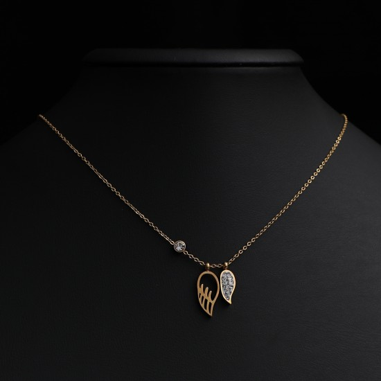 Women Steel Necklace 4794