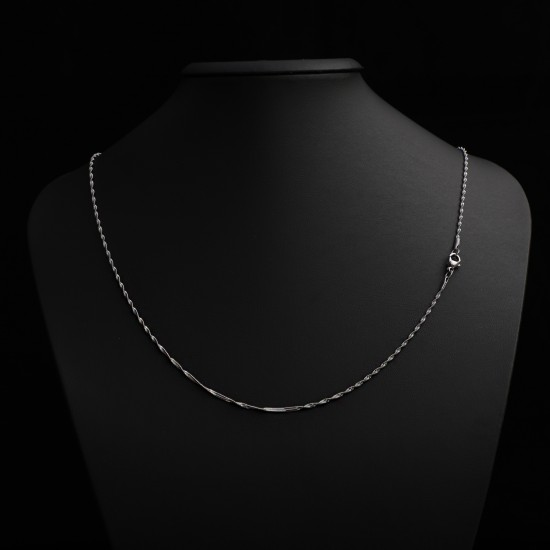 Unisex Steel Necklace 4673