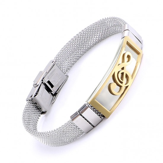 Strap Steel Bracelet 5668
