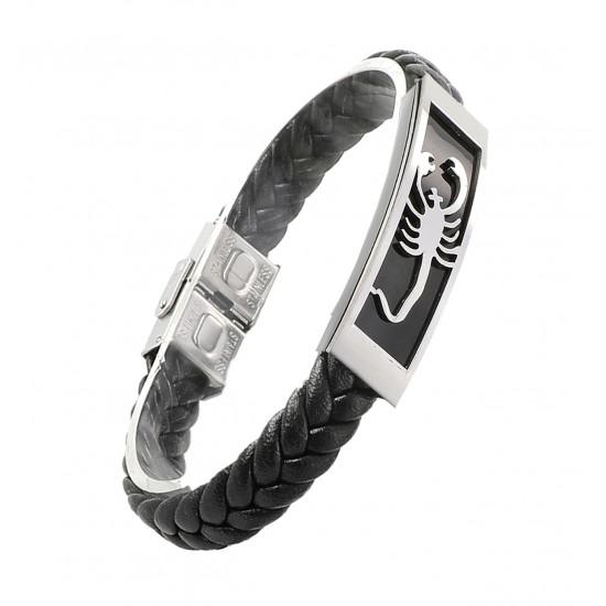 Strap Steel Bracelet 8764