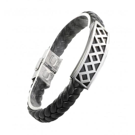 Strap Steel Bracelet 8766