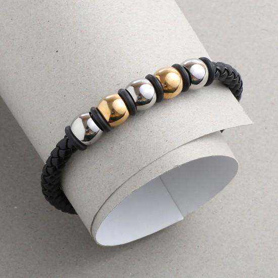 Strap Steel Bracelet 8966