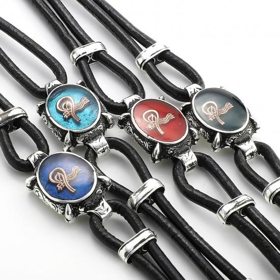 Leather Bracelet 6154