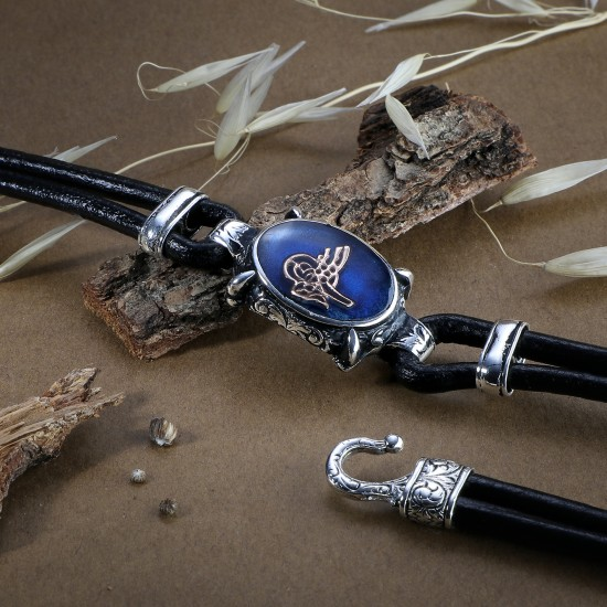 Leather Bracelet 6158