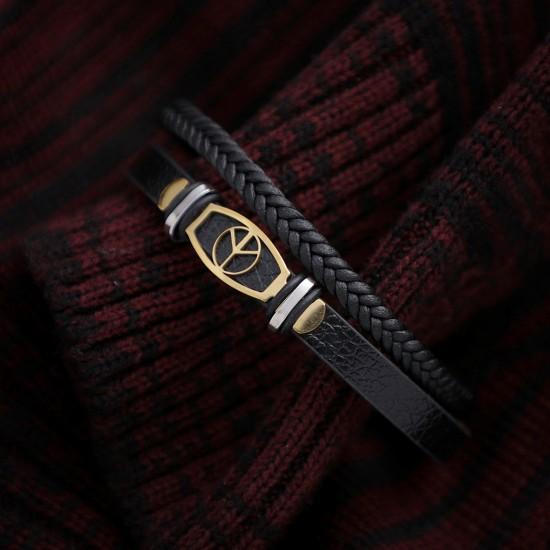 Strap Steel Bracelet 5181