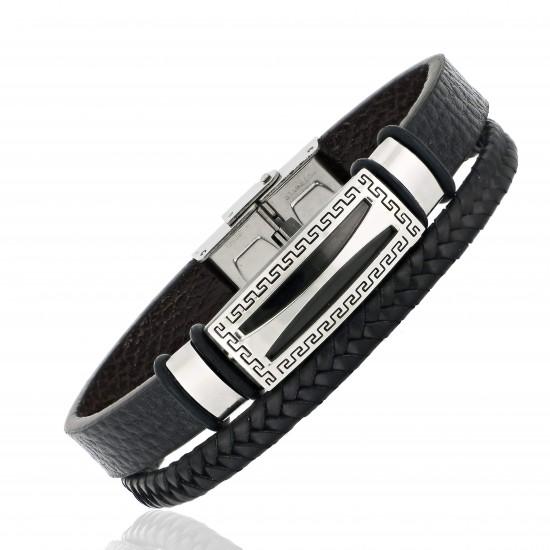 Strap Steel Bracelet 8619