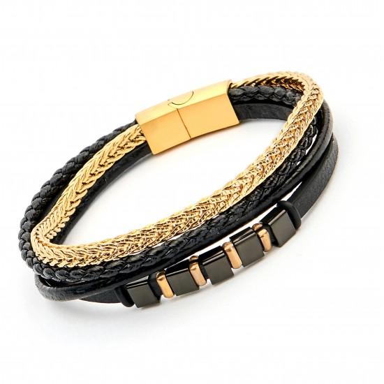 Strap Steel Bracelet 8332