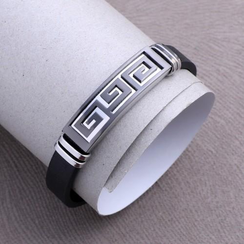 Sarmal Çelik Bileklik