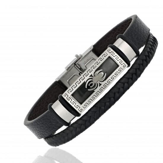 Strap Steel Bracelet 8625