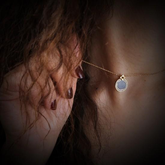 Women Steel Necklace 4798