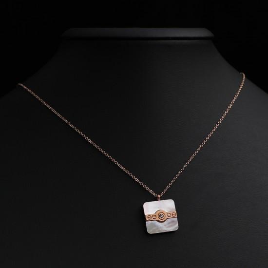 Women Steel Necklace 4810