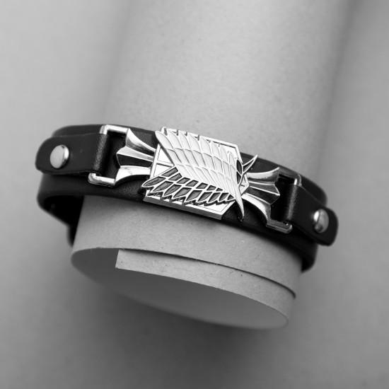 Leather Bracelet 8975