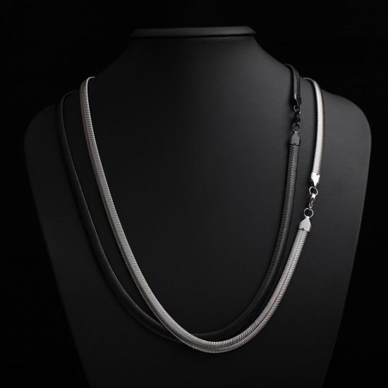 Unisex Steel Necklace 4720