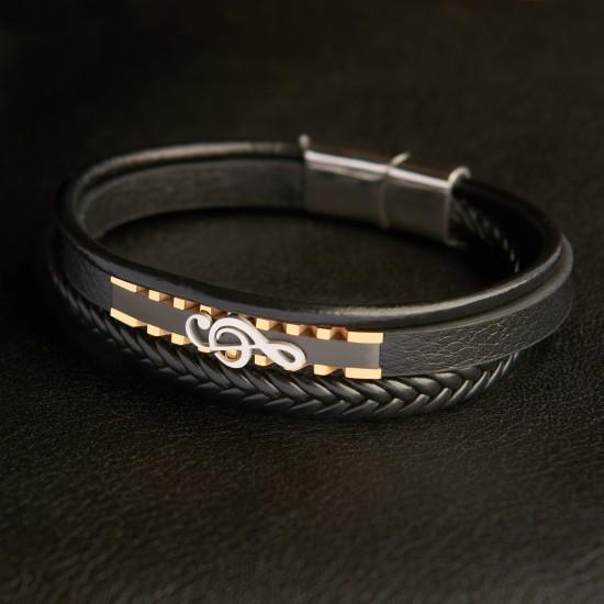 Strap Steel Bracelet 8321