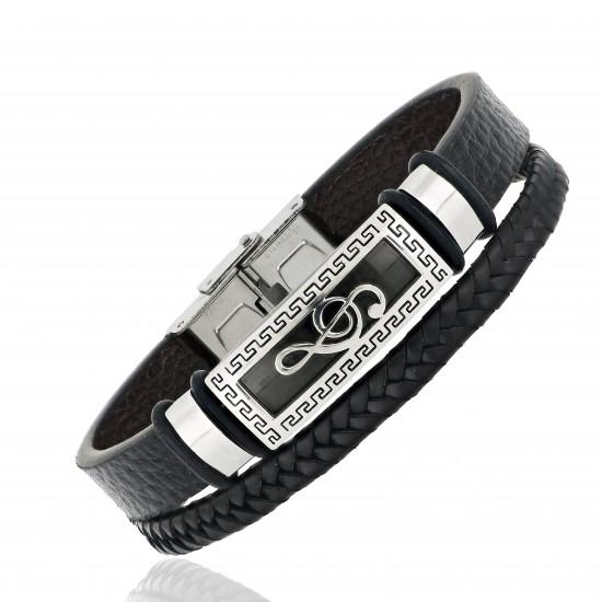 Strap Steel Bracelet 8623