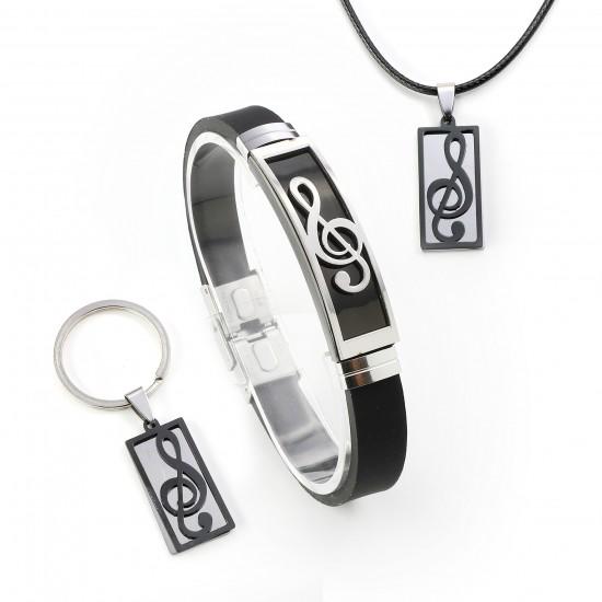 Strap Steel Bracelet 6279