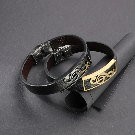 Strap Steel Bracelet 6045