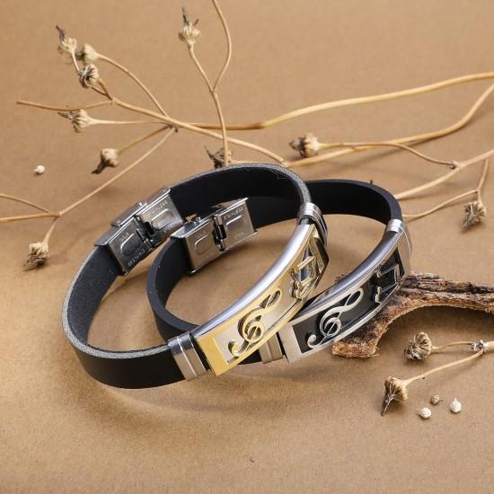 Strap Steel Bracelet 5433