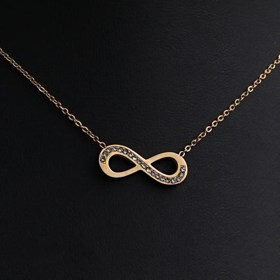 Women Steel Necklace 4799