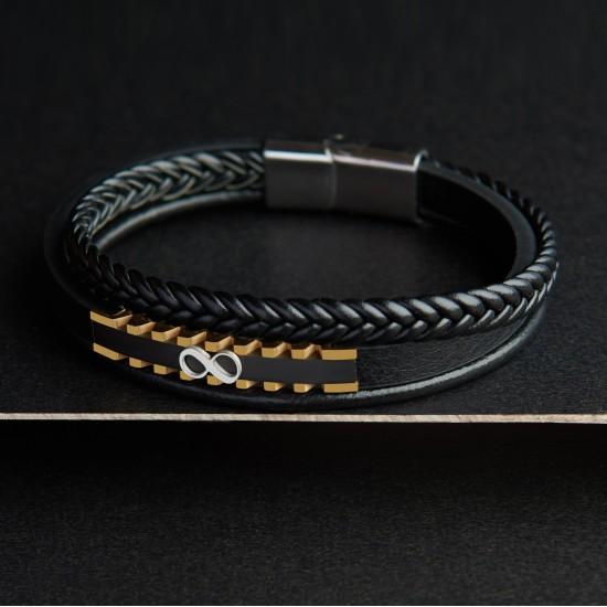 Strap Steel Bracelet 8323