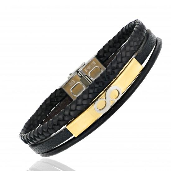 Strap Steel Bracelet 8673