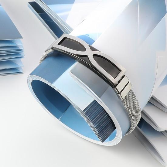 Strap Steel Bracelet 5671