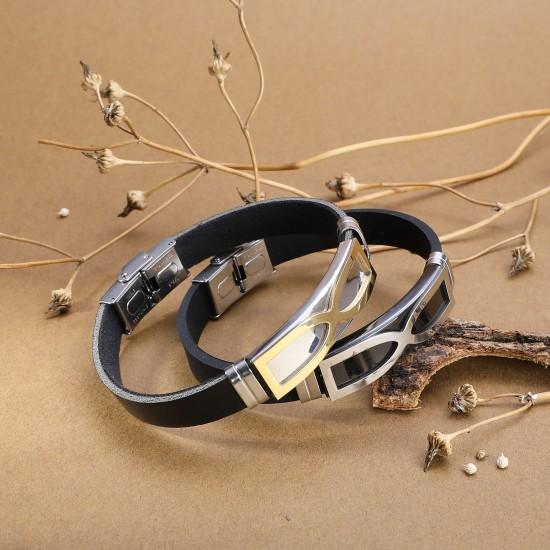 Strap Steel Bracelet 5416