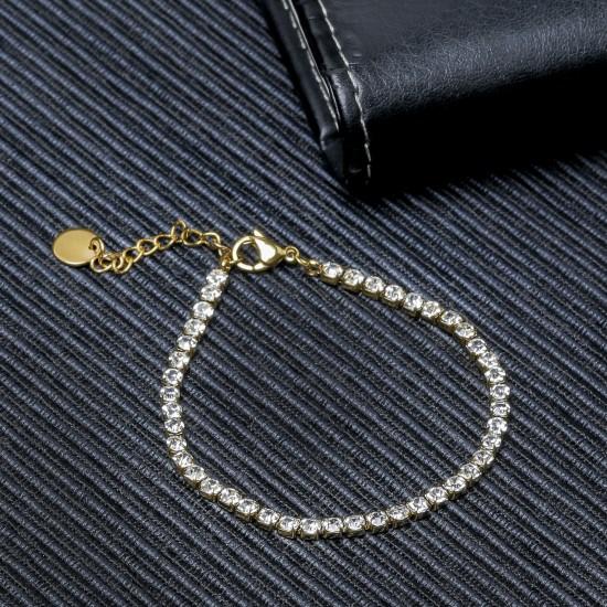 Women's Steel Bracelet 8447