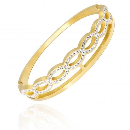 Women's Steel Bracelet 9574