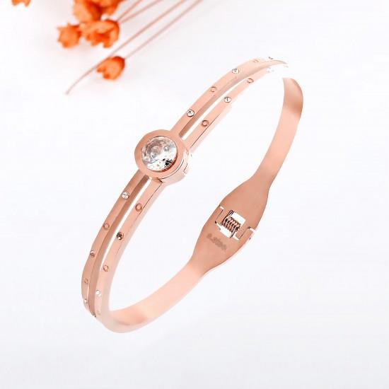 Women's Steel Bracelet 9577