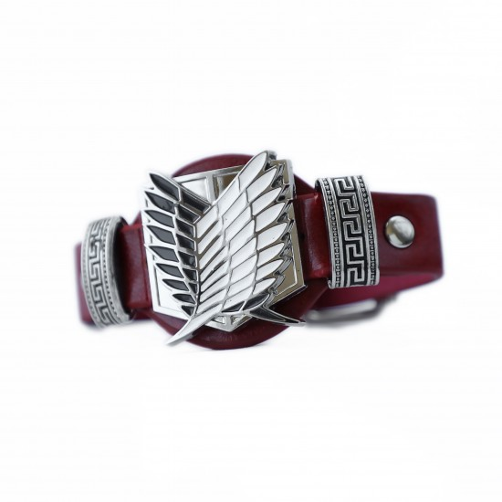 Leather Bracelet 588