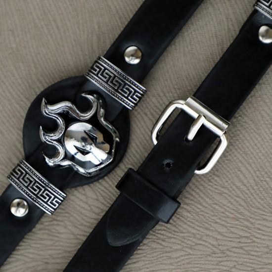 Leather Bracelet 614